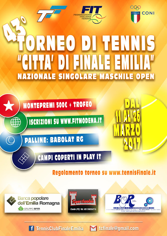 43 Torneo Open