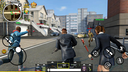 Grand Crime Gangster - screenshot
