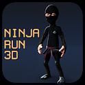 Ninja City Run 3D Kid Runner icon