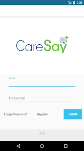 Download CareSay For PC Windows and Mac apk screenshot 1