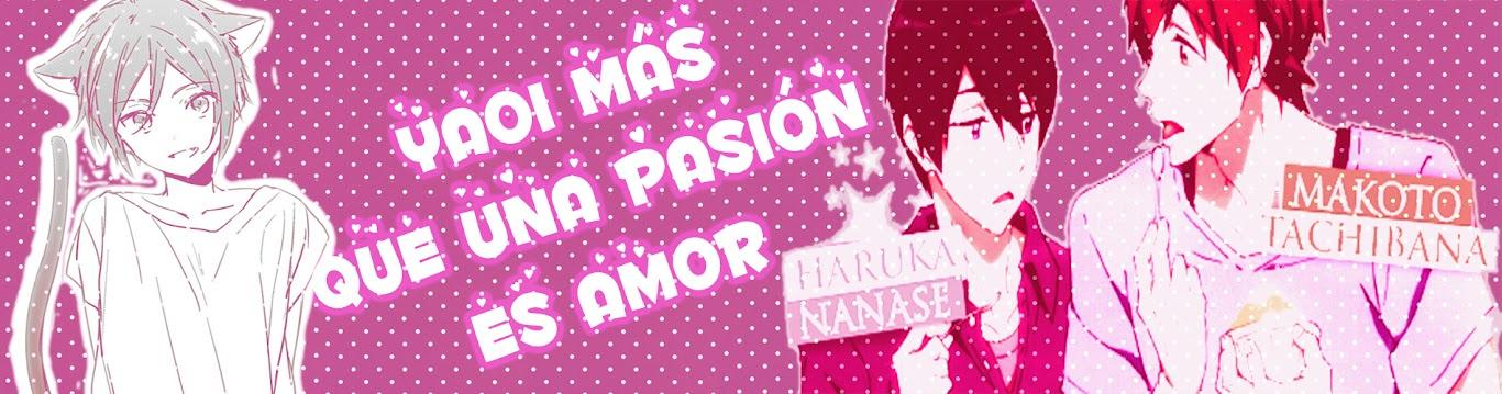 Yaoi más que una pasión es amor