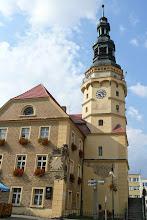 Photo: Náměstí, polské město Otmuchow