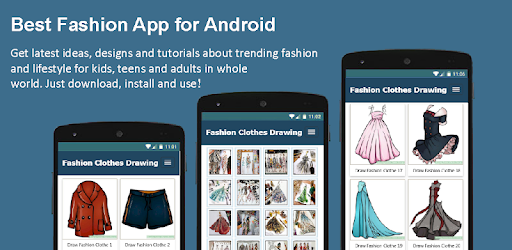 Drawing Fashion Clothes Design Ideas By Outstanding Outfits Gallery More Detailed Information Than App Store Google Play By Appgrooves Lifestyle 2 Similar Apps 34 Reviews