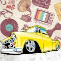 Vintage Wallpaper icon