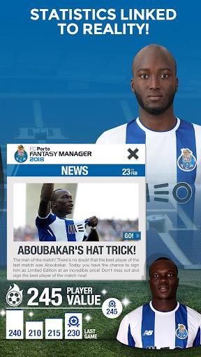 FC Porto Fantasy Manager 2018  screenshots 3