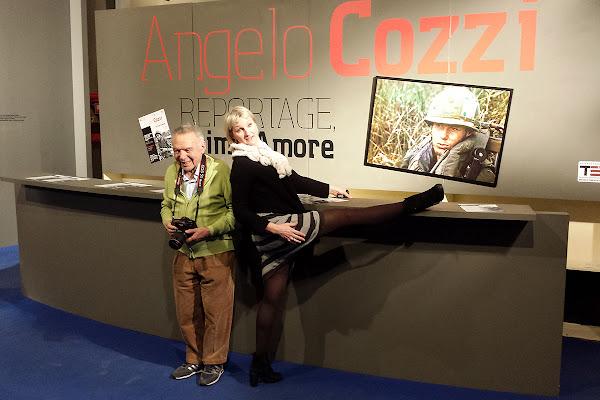 Angelo Cozzi in mostra  di alber52