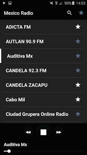 メキシコ ラジオ