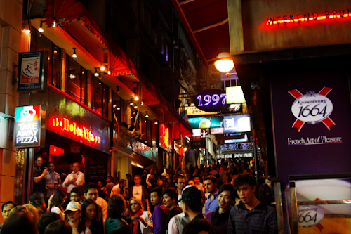 Photo Lan Kwai Fong