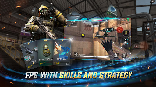 BlackShot M : Gears screenshot 4