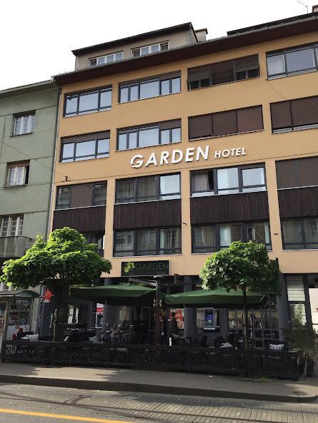 ザグレブ Hotel Garden