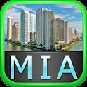 Miami Offline Map Travel Guide icon