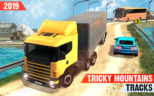 Cargo Transporter Simulator 1.0.6 screenshots 1