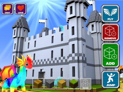 Dragon Craft apkpoly screenshots 7