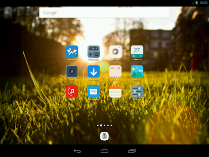 Lanting Icon Pack Screenshot