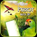 Parrot Insta DP Maker – Love Birds icon