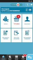 Screenshot of CoursesU vos courses en ligne