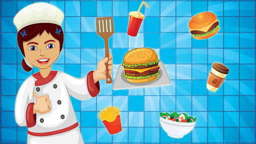 Télécharger Cooking Burger Restaurant apk mod screenshots 2