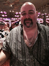 Photo: Dave shows off his new star necklace bought in Puerto Vallarta
