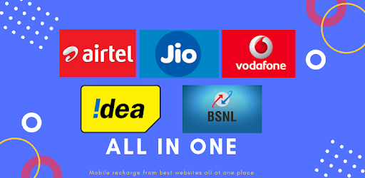 All in One Mobile Recharge - Mobile Recharge App - by