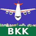 Bangkok Suvarnabhumi Airport: Flight Information icon