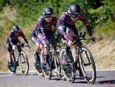 Canyon/SRAM opent Giro Rosa met winst in ploegentijdrit