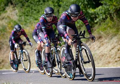 Winnares Amstel Gold Race meteen eerste leidster in Giro Rosa, Lotto Soudal Ladies vallen net buiten top tien