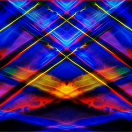 Geometric design by Kittie Groenewald - Abstract Patterns ( abstract, geometric,  )