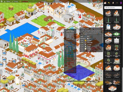 Antiquitas - Roman City Builder 1.27.0 screenshots 6