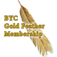 Golden Feather Membership~1 year