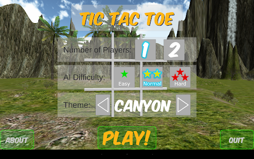Tic-Tac-Toe with Stuff- screenshot thumbnail
