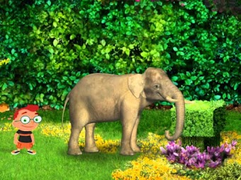 Little Elephant's Big Parade!