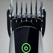 Hair Clipper Icon