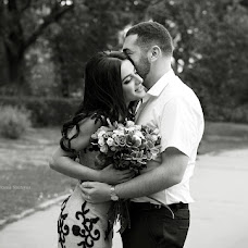 Wedding photographer Oksana Sinicina (ksuha). Photo of 22.08.2017