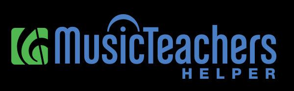 Music Teachers Helper Logo