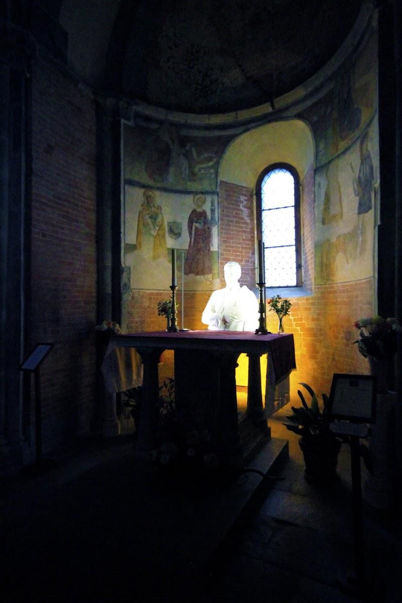 cappella mediovale di G.Papagno