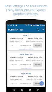 PUB Gfx+ Tool v0 16 9 APK | iHackedit