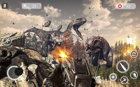 Dinosaur Hunting 2019 – World Best Dinosaur Games 2