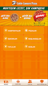 Little Caesars Online Sipariş screenshot 1