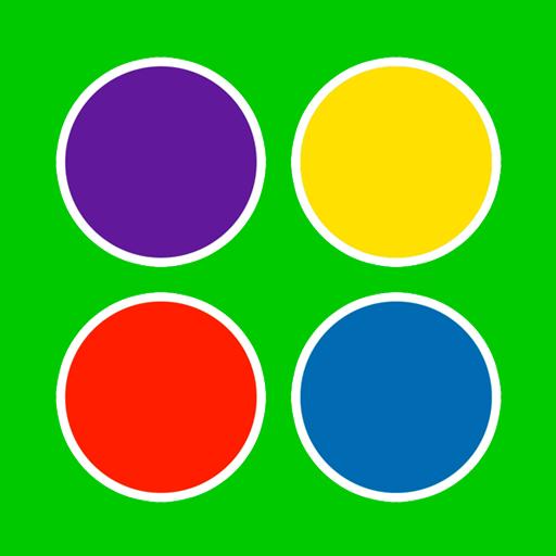 Aprendizagem de cores crianças