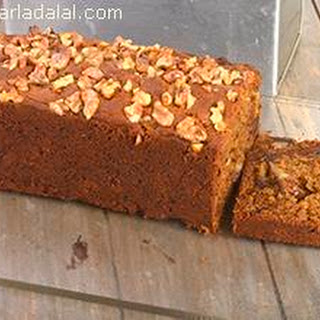 Date and Walnut Cake.
