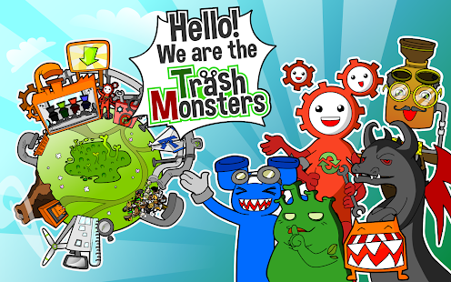 Trash Monsters- screenshot thumbnail