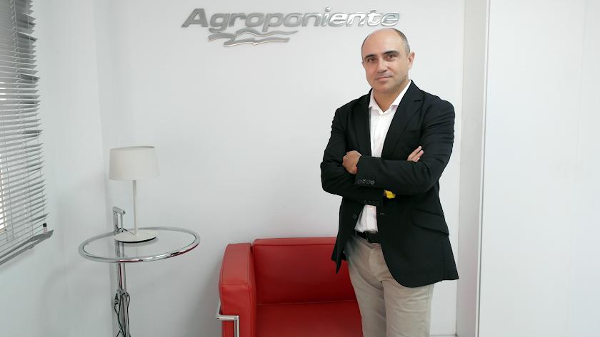 CEO de Grupo Agroponiente, Jorge Reig.