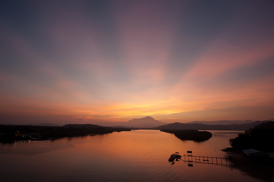 Separated My Way by Shamsul Adzrin - Landscapes Waterscapes