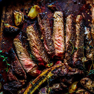 How to Cook a Ribeye Steak on the Stove - Father's Day.