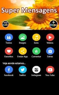 Super Mensagens - náhled