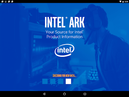 Intel® ARK (Product Specs)- screenshot thumbnail