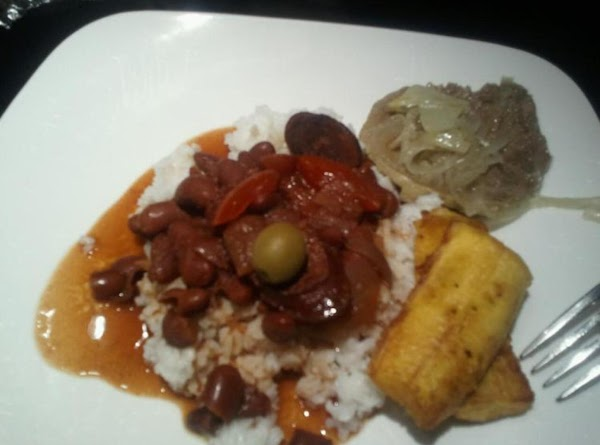 Colombariquen Rice And Beans Recipe