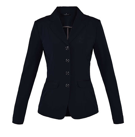 Kingsland Almansa Ladies Woven Softshell Jacket Navy