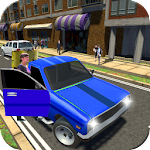 Pak China Cargo truck: Real CPEC Transport game 3D Icon