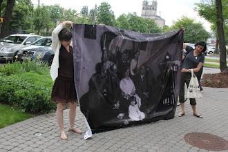 Photo: baner ze zdjęciem rodzinnym Sobieszków